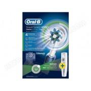 ORAL B Brosse à dents électrique Oral-B Smart Series 4500 CrossAction avec étui de voyage