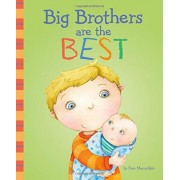 Big Brothers Are the Best, Hardcover