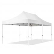 taltpartner.se Snabbtält 3x6m PES 300 g/m² vit vattentät