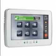 DSC PTK5507 érintőképernyős kezelő