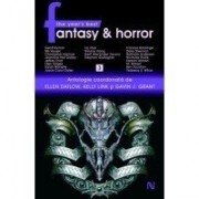 THE YEAR'S BEST FANTASY & HORROR (vol.3)