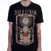 t-shirt metal uomo Fallujah - Wolves - INDIEMERCH - 56088