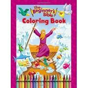 The Beginner's Bible Coloring Book, Paperback/Zondervan
