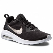 Nike Buty NIKE - Air Max Motion Lw (GS) 917650 005 Black/Mtlc Pewter-White