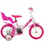 Детско колело Little Heart, 12 инча, Dino Bikes, 120115619
