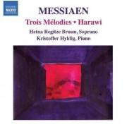 O. Messiaen - Trois Melodies (0747313218974) (1 CD)