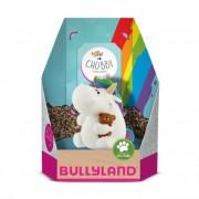 Bullyland 44501 Chubby Unikornis Teddy macival játékszett
