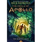 The Burning Maze, Hardcover