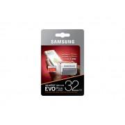 Samsung EVO Plus MB-MC32G - Flash-minneskort (adapter, microSDHC