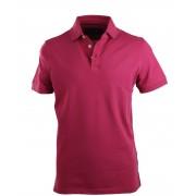 Suitable Poloshirt Stretch Bordeaux Rot - Bordeaux S