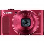 Canon PowerShot SX620 HS 20MP WiFi Vermelha
