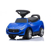 Best Ride On Cars 4 in 1 Maserati Riding Push Toy Car