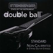 Steinberger Double Ball Standard Cuerdas guitarra eléctr.