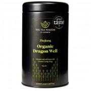 The Tea Makers LTD Zielona herbata sypana Organic Dragon Well No.54 - 100g