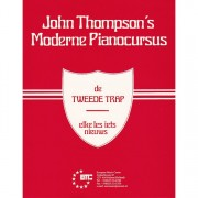 EMC Moderne Pianocursus 2 - John Thompson pianolesboek