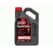 MOTUL 6100 Synergie + 10W40 4 liter