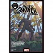 Turnaround Comics Novela gráfica Pantera negra: Larga vida al rey