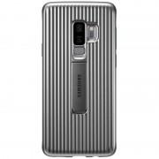 Samsung S9+ Protective Standing Cover EF-RG965CS, сив