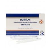 Piam Farmaceutici Spa Muciclar 15mg Soluzione Da Nebulizzare 30 Monodose