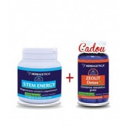 Energy Stem, 250 ml+Zeolit Detox, 60 capsule gratis