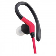 Isy Auricolare+Microfono Sport in-ear Red