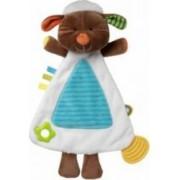 Jucarie bebelusi Minimi Embraced Sheep Tuck
