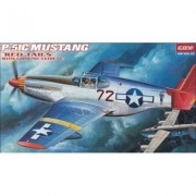 ACADEMY P-51C Mustang Re d Tails
