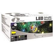Kültéri színváltó fényfüzér 120 db LED 9,6 m KDM 122