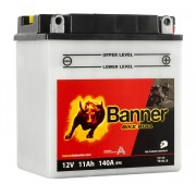 Banner YB10L-B Bike Bull motorkerékpár akkumulátor - 51113