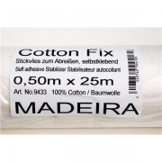 Insertie broderie Cotton Fix 1m MADEIRA 9433
