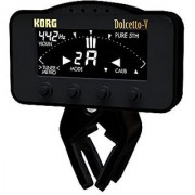 Korg AW3V Dolcetto Clip-On Tuner/Metronome for Violin/Viola