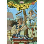 Battle for Cannibal Island, Paperback