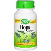 Nature's Way Hops Flowers 100 capsules