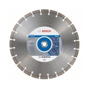 Bosch - Expert for Stone - Disc diamantat de taiere segmentat, 350x20x3.2 mm, taiere uscata, calitate medie
