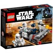 Set de constructie LEGO Star Wars Transportor de Viteza al Ordinului Intai