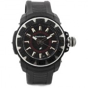 Fastrack Round Analog Watch For Men-9334pp02