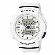 casio baby-g BGA-240-7A para reloj running series - blanco