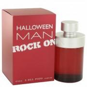 Halloween Man Rock On For Men By Jesus Del Pozo Eau De Toilette Spray 4.2 Oz