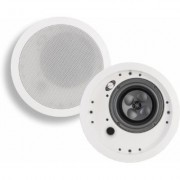 "Klipsch Commercial IC 650T 6.5"""" In Ceiling 70v speaker White-PR"