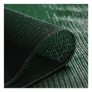 Coolaroo Gale Pacific Cubierta Exterior o Exterior, Verde (Heritage Green), (6' x 100')