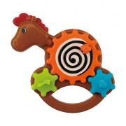 jucărie de învățământ - de spin cal / poftă de mâncare