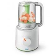 Philips 2-in-1 gezonde babyvoedingmaker SCF870/20