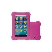 Tablet Kid Pad NB195 Multilaser 8Gb Tela de 7 Android 4.4 com WiFi Rosa