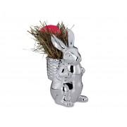 Hermann Bauer jun. GmbH Dekorace Rabbit with Basket