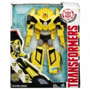 Transformers Robots in Disguise Bumblebee 3 steps mic B0897