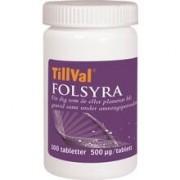 MittVal/TillVal TillVal Folsyra 100 st