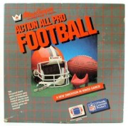 Mac Gregor Sporting Goods Presents Action All Pro Football. A New Dimension I Board Games. Officially Licensed Nfl Product. Ages 8 To Adults For 2 4 Players