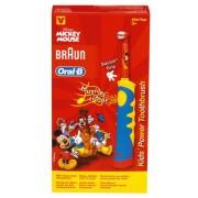 Periuta de dinti electrica Braun OralB copii Mickey Mouse D10-513