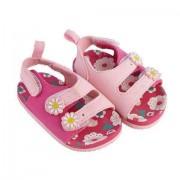 Sandale bebelusi cu arici roz