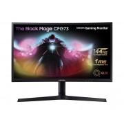 "Monitor TFT, SAMSUNG 27"", C27FG73F, LED, Curved, 1ms,3000:1, HDMI/DP, FullHD (LC27FG73FQUXEN)"